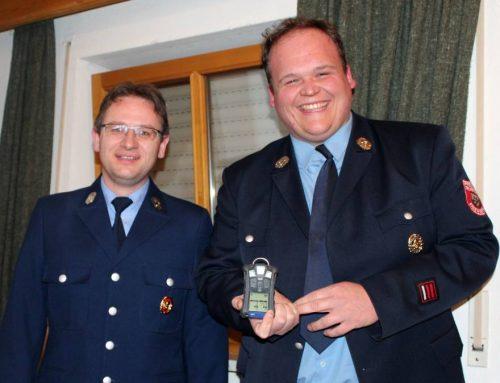 Jahresversammlung der F. Feuerwehr Eisenberg