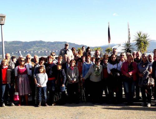 Kirchenchor Zell begeistgert in Lindau – Jahresausflug