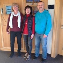Gästeehrung am 29.12.2015, 10.Aufenthalt von Ute und Dieter Hartwig bei Dopfer Lydia