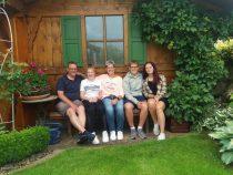 Gästeehrung am 15.07.2020. 10. Aufenthalt von Familie Müskens bei Dopfer Erich und Angelika