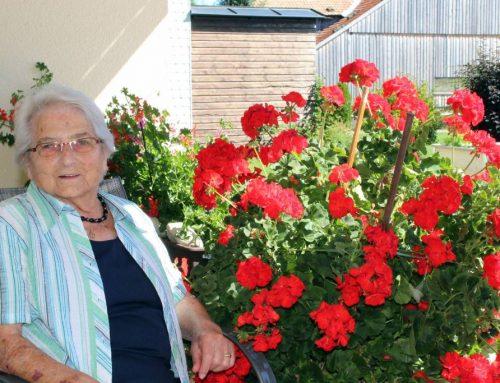 Hilde Guggemoos aus Zell wurde 90 Jahre