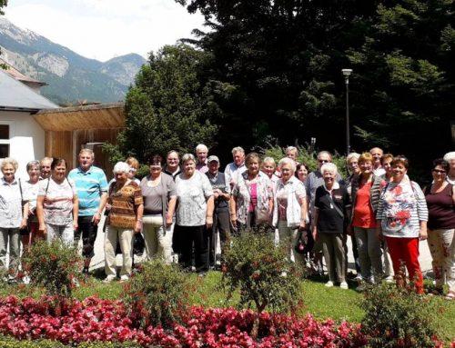 Pfarrausflug der Pfarrei Zell, ein schönes Erlebnis