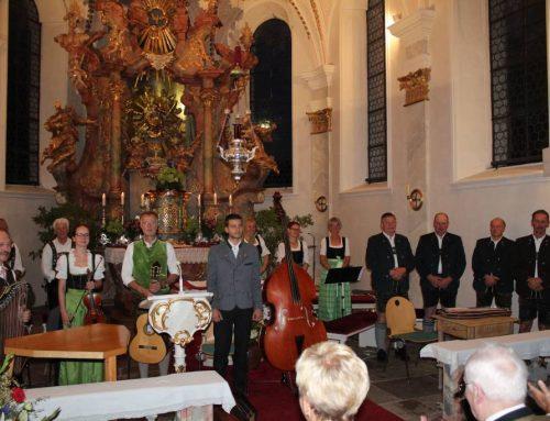 Liebliche Klänge zu Ehren der Gottesmutter in Maria Hilf