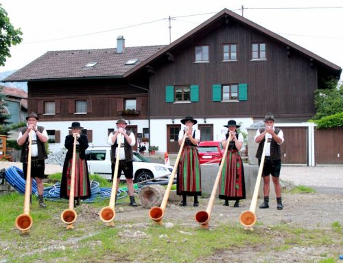 Eisenberger Klänge   Musik- und Lieder-CD vorgestellt