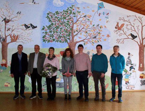 Schulmitbegründer und Bürgermeister Bayrhof feierlich verabschiedet