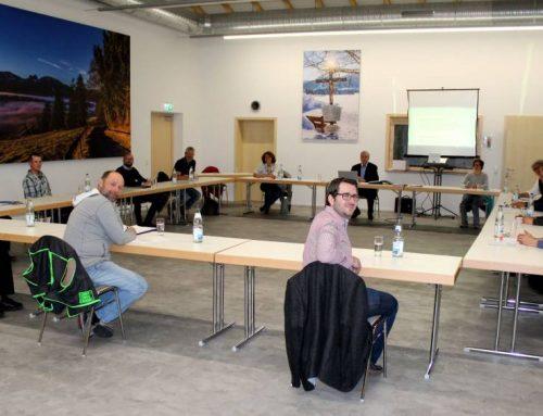 Erste Sitzung des neuen Gemeinderats Eisenberg in Zell