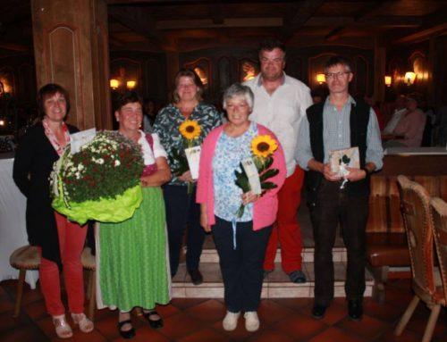 140 Jahre Treue zum Kirchenchor Zell Tageswanderung zur Sulzlalm