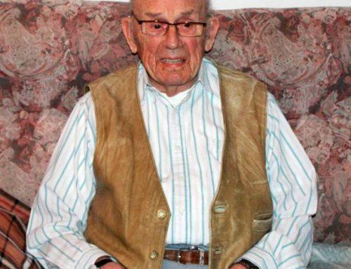 Papa Musik konnte den 90. Geburtstag feiern