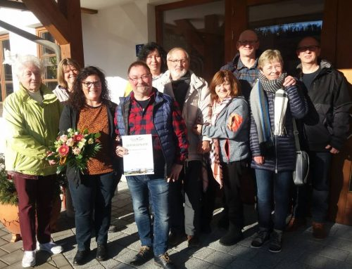 Treue Gäste zum 70. Mal in Eisenberg