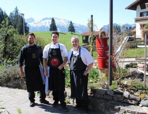 Jungkoch im Bären siegt erneut und vertritt Bayern auf Bundesebene