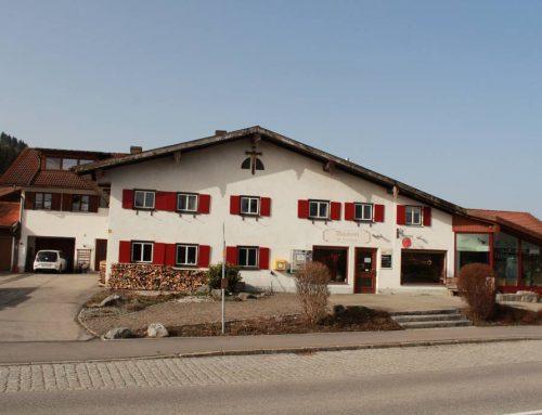 Die Bäckerei Feneberg in Weizern