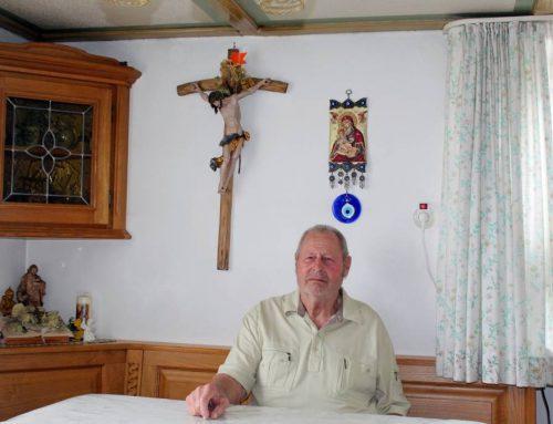 Josef Häfele, ein verdienter Bürger wurde 80