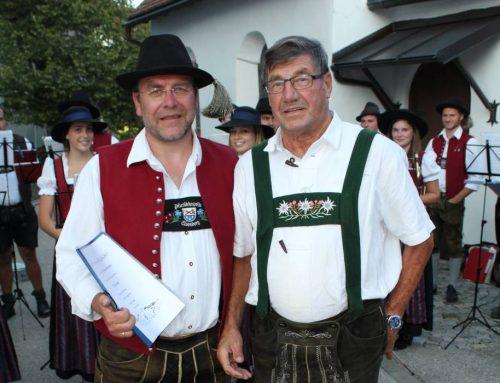 Allgäu-Marschpremiere beim Zeller Viehscheid