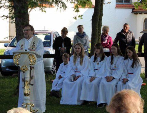 Letzte Maiandacht, ein Fest der Marienverehrung und des Gemüts
